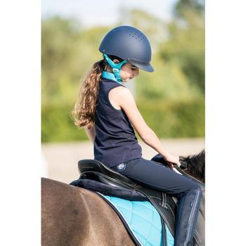 Polo sans manches équitation SPRING - 1282399