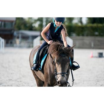 Polo sans manches équitation SPRING - 1282406