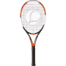 TR190 Power Adult Tennis Racket - Jingga/Hitam
