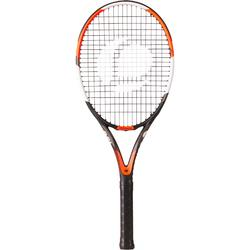 RAQUETTE DE TENNIS ADULTE TR190 POWER Orange/Noire