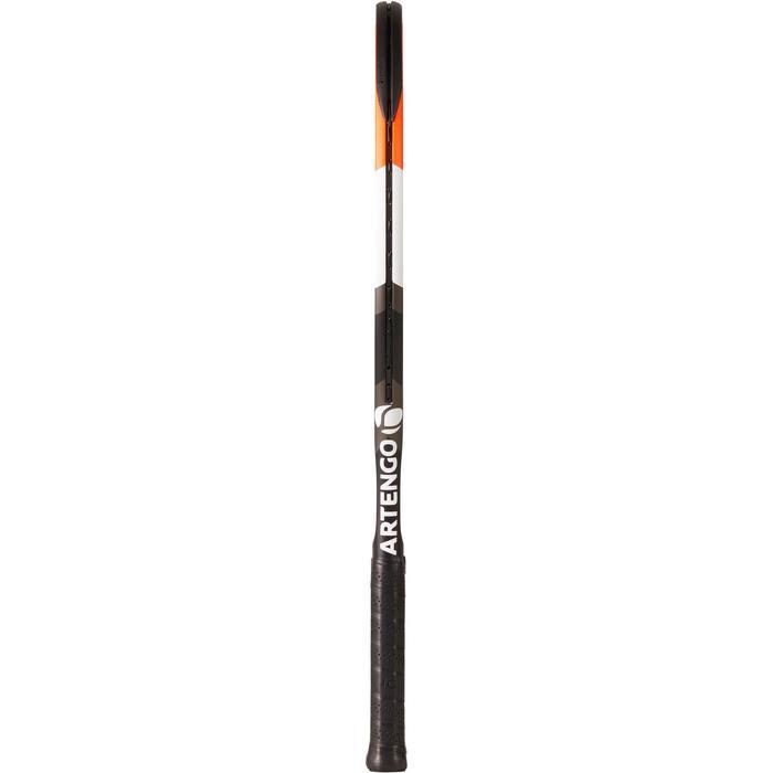 RAQUETTE DE TENNIS ADULTE TR190 POWER Orange/Noire