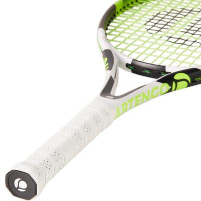 مضرب تنس TR530 Lite Adult رمادي/أخضر