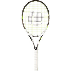 Adult Tennis Racket TR190 Lite - White/Fluo Lime