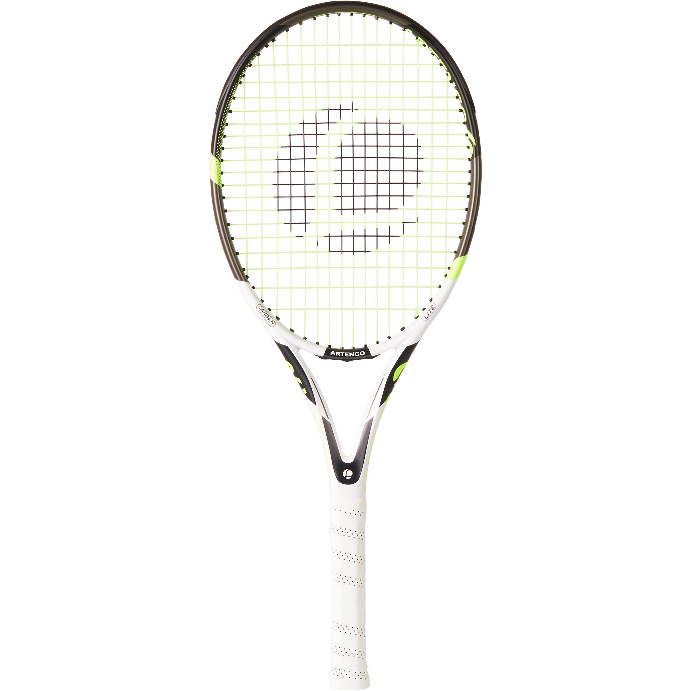 Artengo Tennisracket voor volwassenen TR190 Lite wit