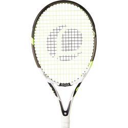 Tennisracket voor volwassenen TR190 Lite wit