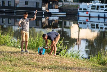 Canne pêche au coup LAKESIDE -1