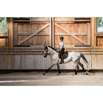 Paardrijhandschoenen PRO'LEATHER voor volwassenen - 1282559
