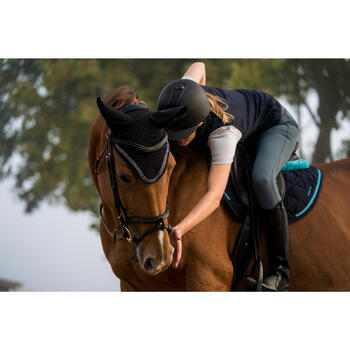 Bonnet équitation cheval RID'IN - 1282614