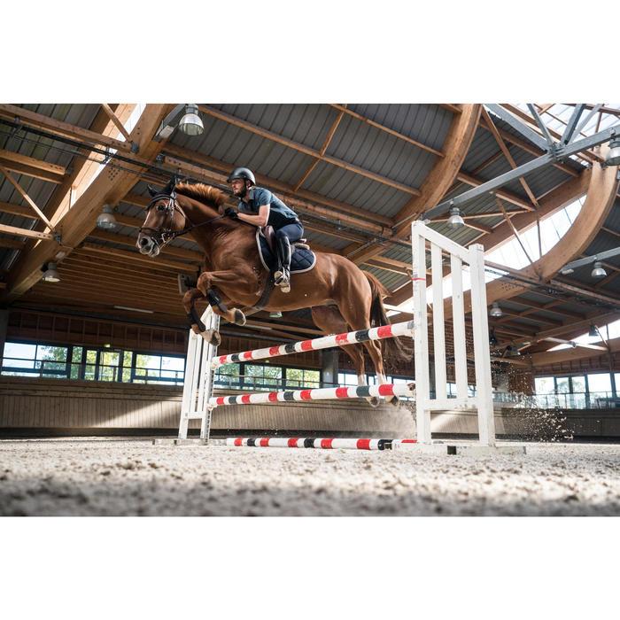Polo manches courtes équitation homme Blason - 1282676