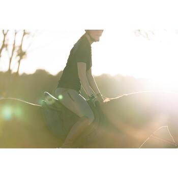 Pantalon équitation femme TRAINING LIGHT bandes silicone - 1282694