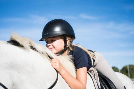 Alt/A quel âge debuter l'équitation ?