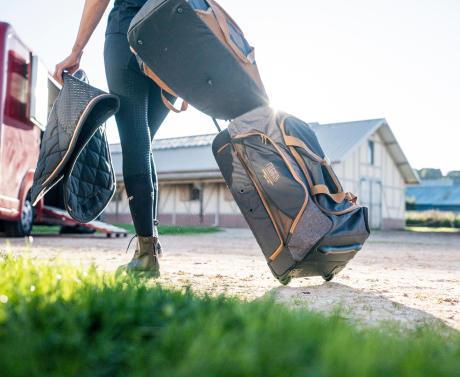 bagage concours équitation