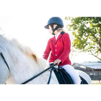 Veste de Concours équitation enfant COMP100 - 1282757