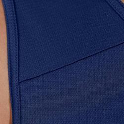 Basketballtrikot T100 Erwachsene Einsteiger marineblau