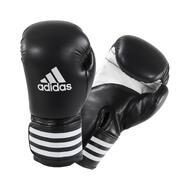 Črne boksarske rokavice KPOWER 100