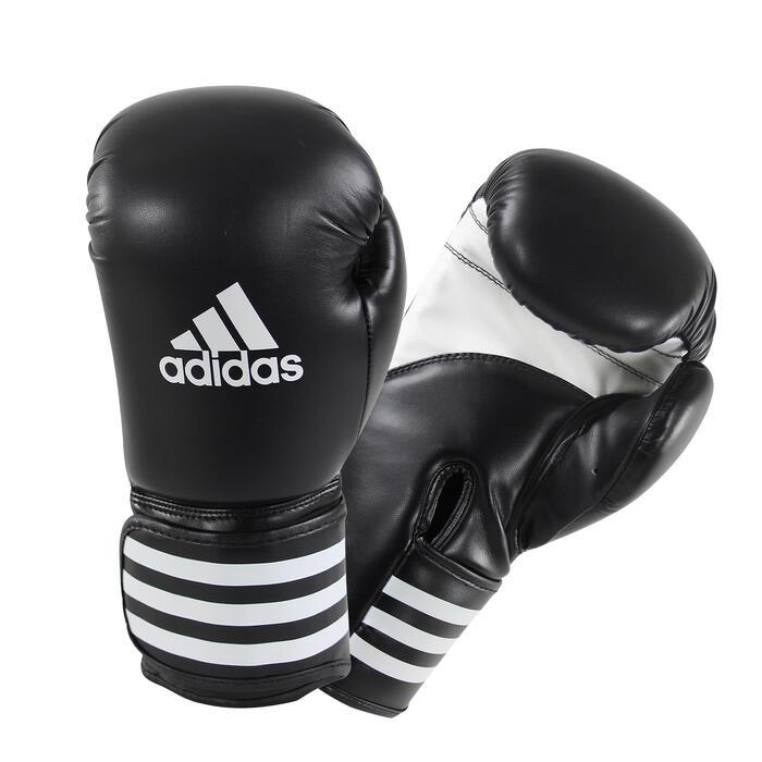 Gants de boxe KPOWER 100 confirmés noirs