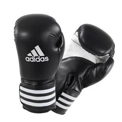 Guantes de boxeo KPOWER 100 perfeccionamiento negros