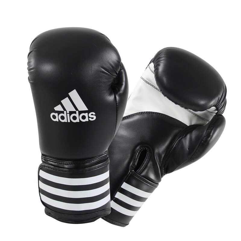 RĘKAWICE BOKSERSKIE Sprzęt bokserski - Rękawice Adidas KPOWER 100 ADIDAS - Sprzęt bokserski