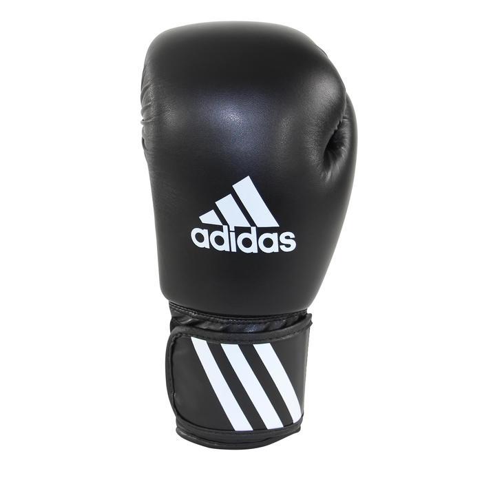 Gants de boxe KPOWER 100 confirmé noir - 1282842