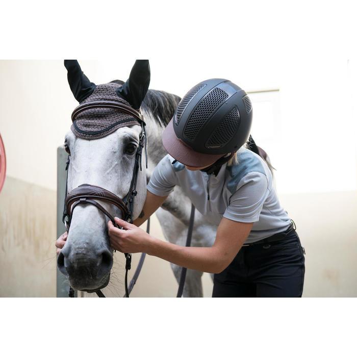 Bonnet équitation cheval RID'IN - 1282878