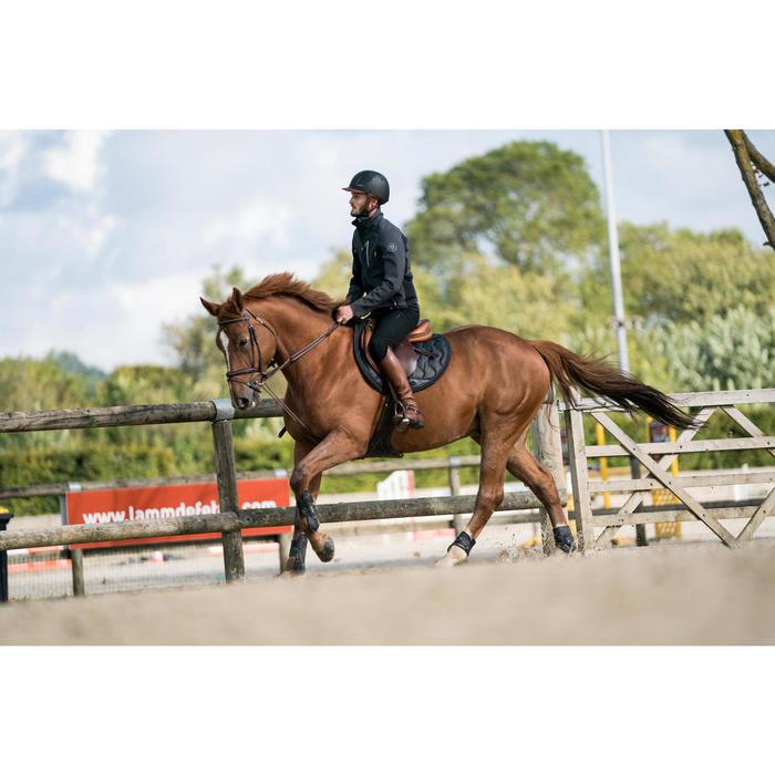 Bottes cuir équitation adulte LB 900 - 1282897