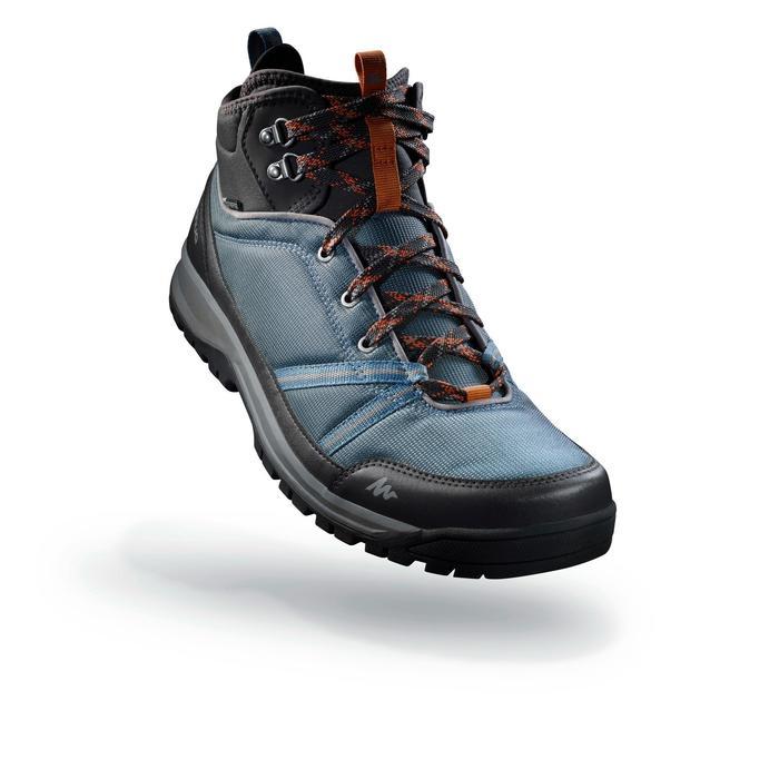 Chaussure de randonnée nature NH300 mid imperméable homme - 1282899