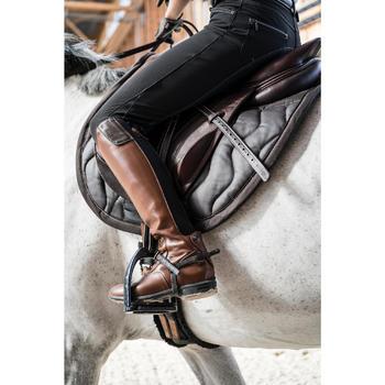 Pantalon équitation femme BR700 basanes - 1282905