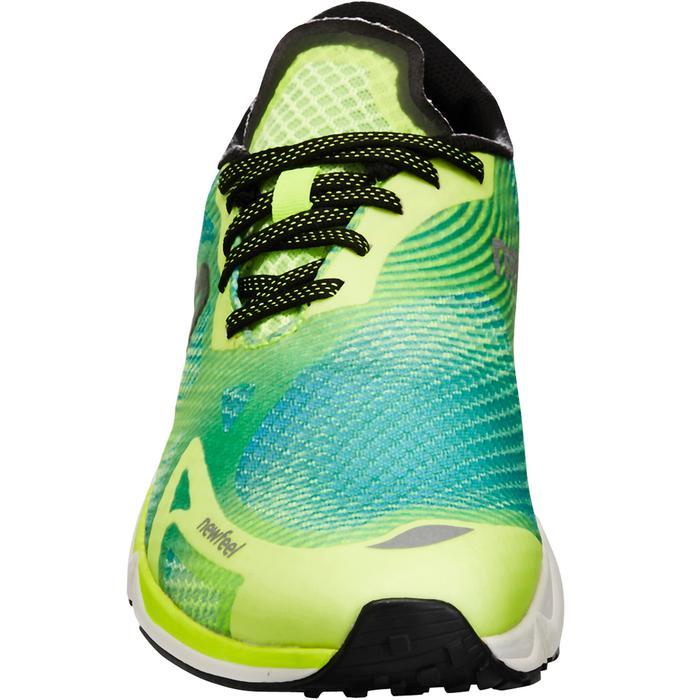 Chaussures marche athlétique RW 900 jaune / bleu - 1282927