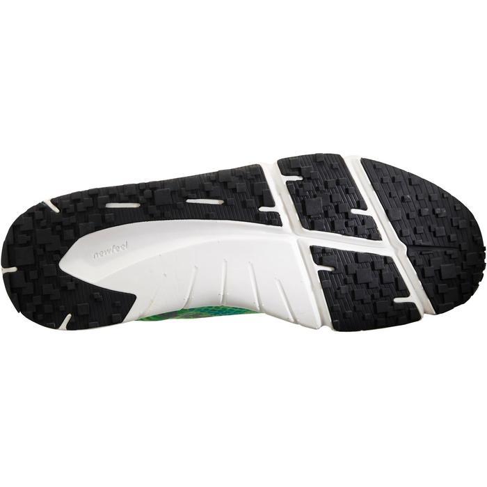 Chaussures marche athlétique RW 900 jaune / bleu - 1282932