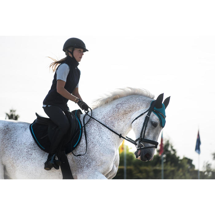 Bonnet équitation cheval RIDING - 1283008
