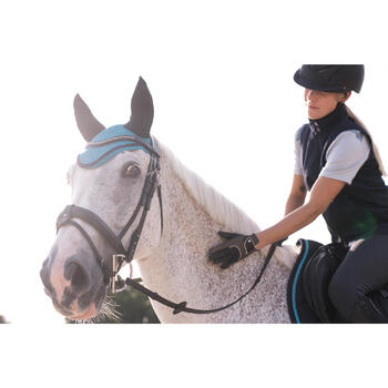 Bonnet équitation cheval RIDING - 1283010