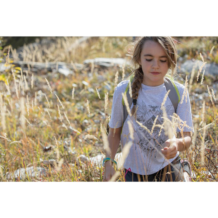 T-Shirt de randonnée enfant Hike 500 - 1283054