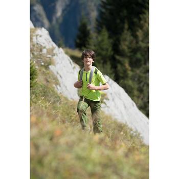 Chaussures de randonnée enfant Forclaz 500 Mid imperméables - 1283059