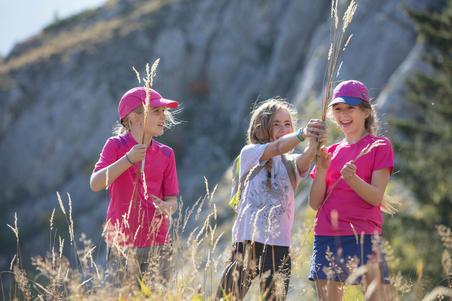 MH500 Topi Mendaki Anak-Anak- Pink