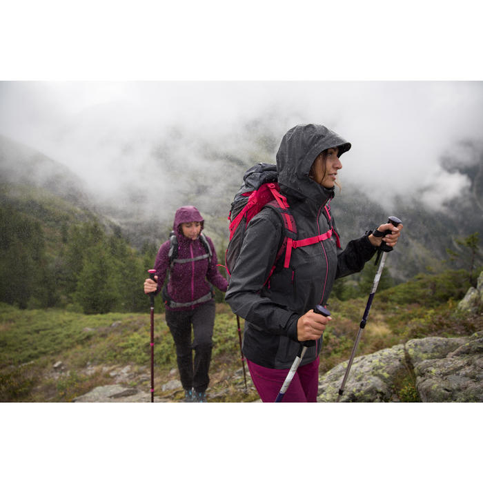 Veste de pluie imperméable de randonnée montagne MH900 Femme - 1283071