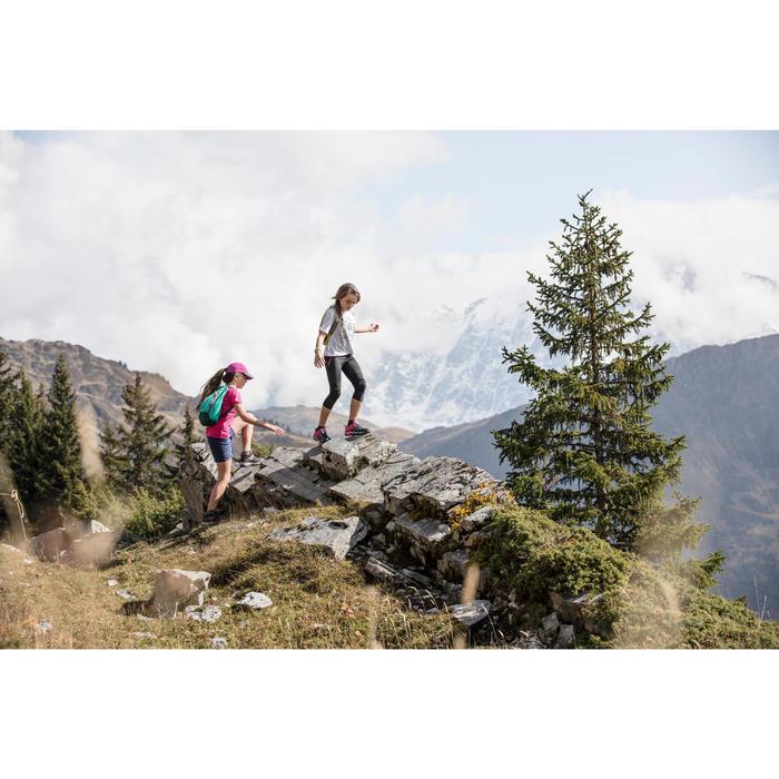 Chaussures de randonnée enfant Forclaz 500 Mid imperméables - 1283077