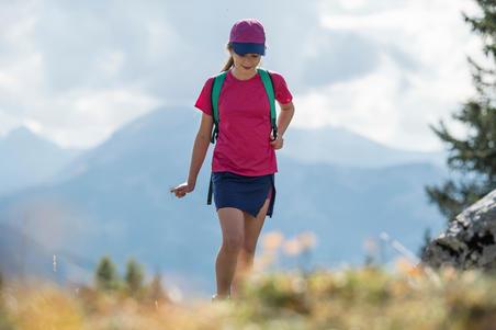 MH100 Rok Hiking Anak (7 hingga 15 Tahun) - Navy Blue