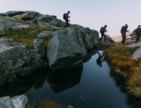 Découvrez les pratiques de randonnée