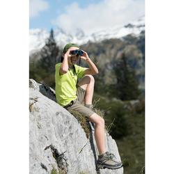 Botas de montaña y trekking niños impermeable talla 28-38 Forclaz 500 marrón