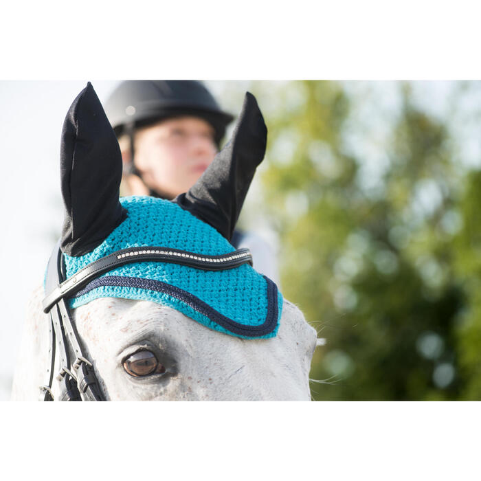 Bonnet équitation cheval RIDING - 1283104