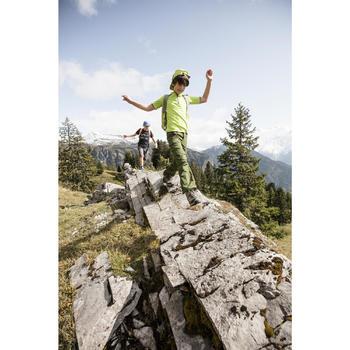 Chaussures de randonnée enfant Forclaz 500 Mid imperméables - 1283113