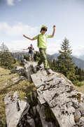 Classe réservée pour FIRST Sport di Montagna - Scarpe trekking bambino Forclaz 500 high marroni QUECHUA - Scarpe e accessori trekking