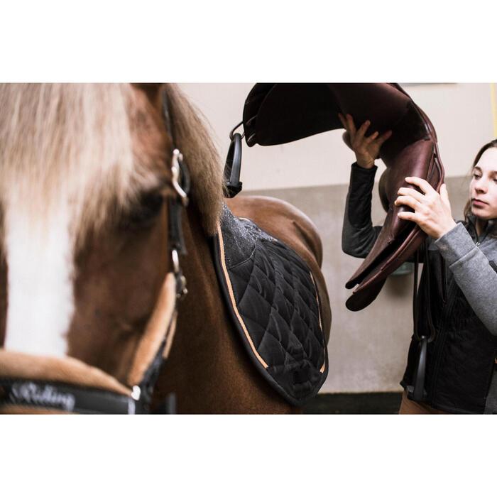 Tapis de selle équitation poney et cheval 580 - 1283155