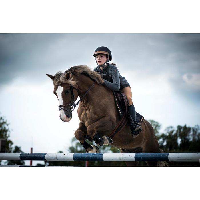 Sweat-shirt équitation enfant SW500 - 1283163