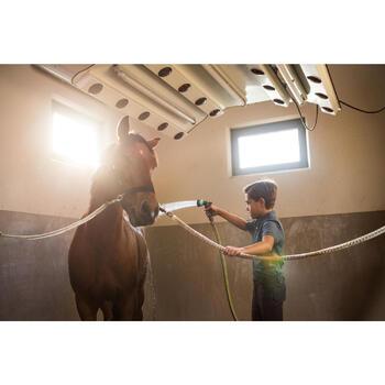 Polo manches courtes équitation garçon HORSE - 1283252