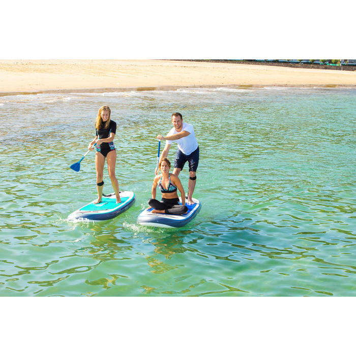 STAND UP PADDLE GONFLABLE RANDONNEE 100 / 10'7 BLEU - 1283314