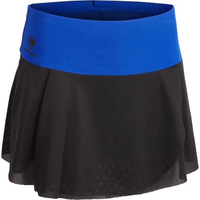 Tennisrock SK Light 900 Damen schwarz/blau