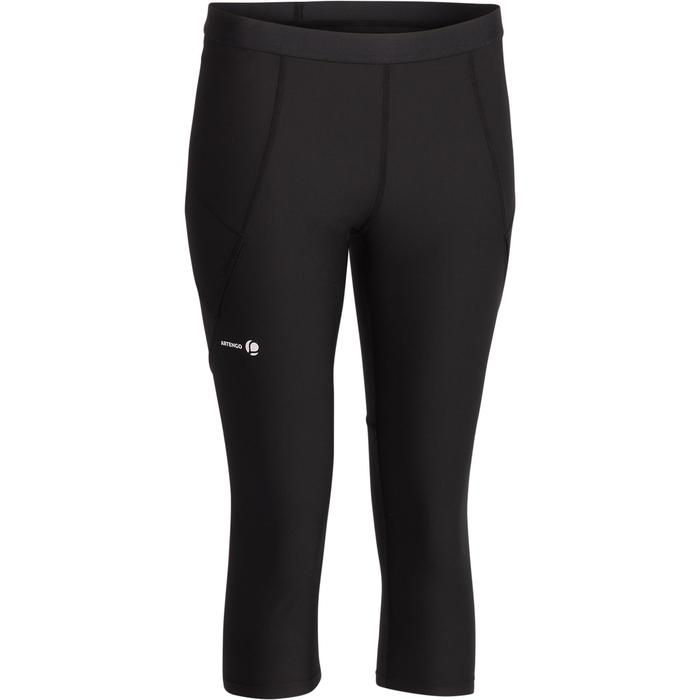 Tennis kuitbroek Pocket zwart