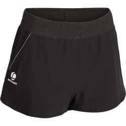 SH Soft 500 Women's Tennis Shorts - Black