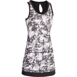 ROBE DE TENNIS SOFT NOIR GRAPH 500